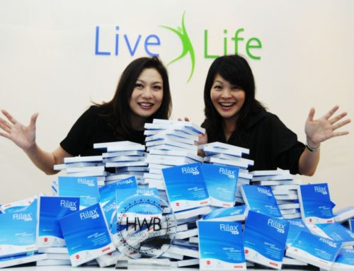 1000 packs of Rilax Zzz Giveaway  for World Sleep Day 2012