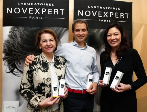 New Generation of 100% Natural Cosmeceutical Skincare by Laboratoires Novexpert