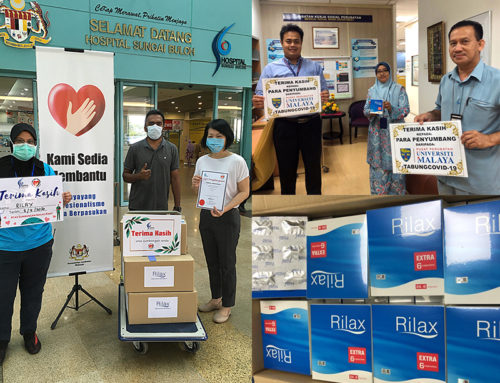 Helping our Malaysian healthcare workers  get the rest they need